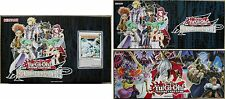 YU GI OH! - LEGENDARY COLLECTION 5 - 5D's 5DS LC5D - EMPTY BOX & GAME BOARD -NEW