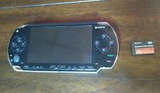 Sony PSP 1001 Portable PlayStation- Dead battery no cover & 8gb Memory