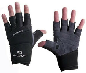 Bionic Men's Wrist Wrap Fitness Gloves