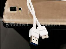 USB 3.0 Data Charger Cord SYNC Best Cable Samsung Galaxy S5 Note 3 jyl
