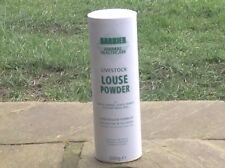 BARRIER LOUSE POWDER 500g poultry livestock pets