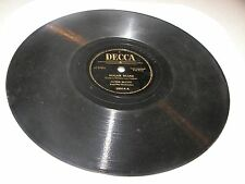 "Clyde McCoy Sugar Blues / I've Found A New Baby 10"" 78 Decca 25014 1935"