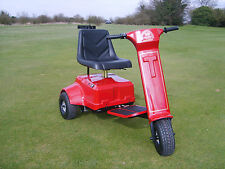 Trio Highlander single seat ride on golf buggy by Patterson Products