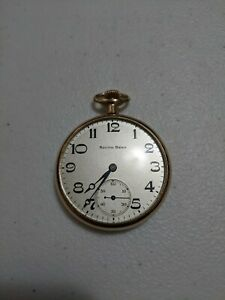 12s South Bend Pocket Watch Grade 407