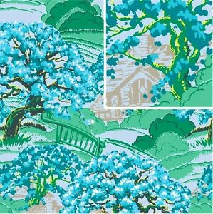*OOP CAMEO - spring's beauty clover by Amy butler , Cotton fabric