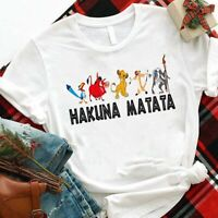 HAKUNA MATATA - THE LION KING SHIRT
