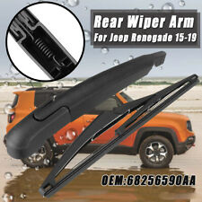 Rear Wiper Arm With Blade Set For Jeep Renegade 2015-2019 2018 2017#68256590AA