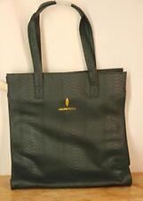 Amore Pacific Green Vinyl Tote Bag