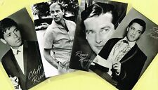 TAKKEN 1960s ☆ FILM/MUSIC STAR ☆ Postcards issued in Holland #AX6301 to #AX6500