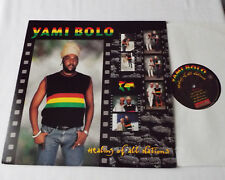 YAMI BOLO Healing of all nations USA 2xLP ROOTS FOUNDATION (2001) NMint/MINT