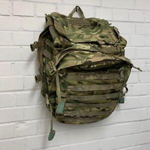 MTP CAMO VIRTUS 45 LITRE COMMANDERS DAYSACK RUCKSACK , British Army Issue