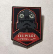 "Disney Star Wars Retro Mystery Set "" Tie Pilot "" Pin"