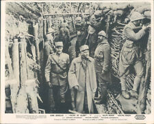 Paths Of Glory Original Lobby Card Richard Anderson Trenches Stanley Kubrick