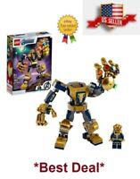 Lego Marvel Avengers Thanos  Mech 76141 Super Heroes Set - USA Seller - NEW