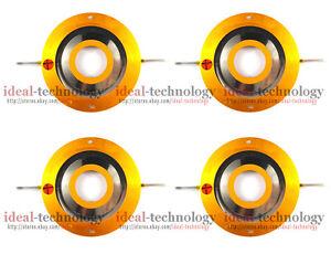 4PCS Replacement diaphragm for JBL 2402, JBL 2404 , JBL 2405 8 Ohms