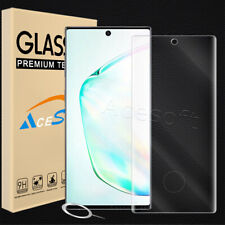 Tempered Glass Screen Protector Guard Shield for Samsung Galaxy Note 10+ 10 Plus