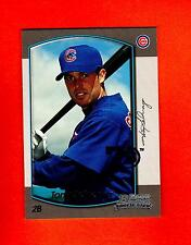 2017 Bowman Tony schrager #389 70th Anniversary Stamped Buy Back Parallel cubs