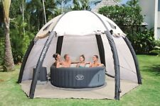 AIR TIGHT WATERPROOF Inflatable Hot Tub Spa Dome Cover Tent Structure
