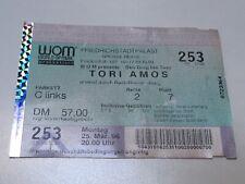 Konzert Ticket TORI AMOS März 1996 FRIEDRICHSTADTPALAST BERLIN - unbenutzt