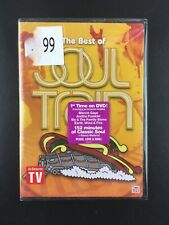 Soul Train, Vol. 1 DVD 2010 New Factory Sealed Fast Free Shipping