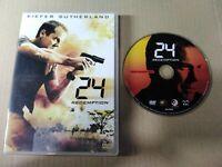24 Redemption DVD Kiefer Sutherland
