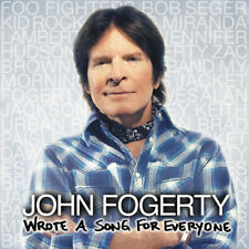 John Fogerty : Wrote a Song for Everyone CD (2013) ***NEW***