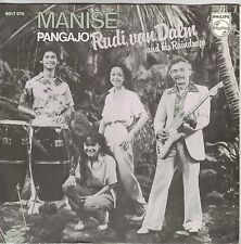 """7"" - RUDI van DALM - Manise - NL-Press. - sehr RAR !!!"