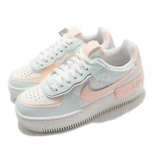 Nike W AF1 Sombra Vela Azul Naranja Blanco Zapatos para mujeres estilo de vida informal CU8591-104