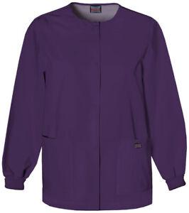 WorkWear 4350 Women's Warm-Up Jacket Medical Uniforms Scrubs