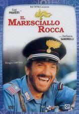 IL MARESCIALLO ROCCA / Giorgio Capitani - Gigi Proietti 1996 / 2008 (12 Dvd)