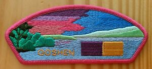 National Capital Area Council NCAC Goshen Scout Camp 173 of 300 Pink CSP