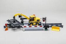 LEGO city treno passaggio a livello, cantiere set 7936 LEVEL CROSSING raro 60052