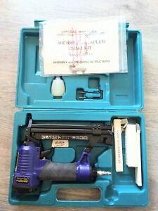Central Pneumatic Air nailer/ Stapler model no 40115