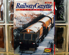 Railway Gazette International - First With The World News April 1997