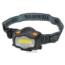 12 COB 3 Modes LED Headlight Fishing Camping Riding Outdoor Lighting Head Lamp