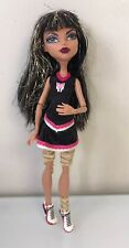 Monster High Doll Fearleading Squad Cleo De Nile Cheerleading Doll