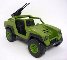 GI JOE VAMP Jeep Vintage Figura de acción vehículo Australiano Variante COMPLETO