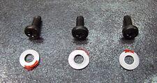 Vintage ROTEL Turntable REPAIR PART (RP-1001) - Motor Mount Screws