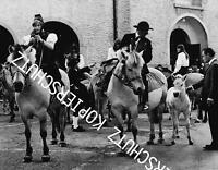 Lenzkirch im Schwarzwald : Eulogiusritt - Brauch -  um 1970       Z 46-7