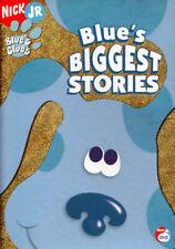 Blue's Clues Blue's Biggest Stories 0097368771048 DVD Region 1