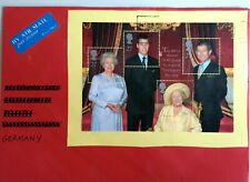 New listing Royal mail letter with Queen Mother 100 th year of HM Queen Elizabeth Queen Moth...