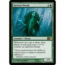 4X Quirion Dryad - LP - M13 Core Set 2013 MTG Magic Cards Green Rare