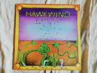 HAWKWIND 1ST LP EARLY PRESSING 1970 LIBERTY LBS 83348