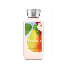 New Bath & Body Works Lotion Moisturizer Pearberry Shea Vitamin E FREE SHIPPING
