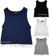 Vêtements col rond sans manches 3 - 4 ans pour fille de 2 à 16 ans