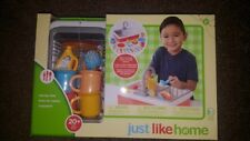 Toys r us exclusive Kitchen Sink Just Like Home Toy Real Water Like Sparks