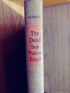 The Dead Sea Psalms Scroll