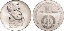 10-Mark-Gedenkmünzen der DDR