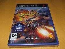 Jak X PS2 Playstation 2 neue Fabrik versiegelt Sammler selten!