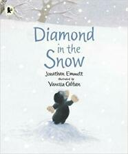 Diamond in the Snow By Jonathan Emmett NEW (Paperback) Childrens Book